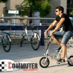 Commuter 1, perfecta para desplazarse por la ciudad