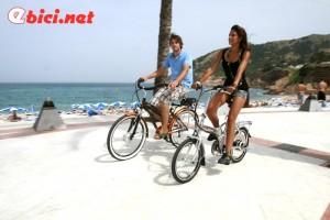 Ebici, bicicletas eléctricas de pedaleo asistido para ocio y trabajo