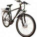Ebici Explorer MTB 2012, bicicleta eléctrica de pedaleo asistido