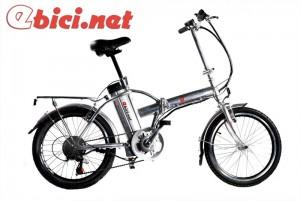 Ebici City bicicleta eléctrica de pedaleo asistido