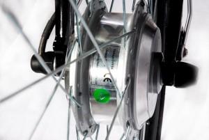 Sistema de motor eléctrico para las bicis
