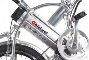 Bicicletas eléctricas equipadas con baterías de última generación de litio
