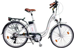 Bici eléctrica Pedalec 4000SP LCD