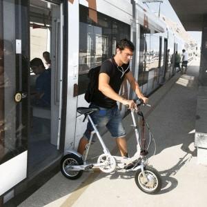 Bicicleta eléctrica para uso diario