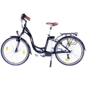 Bici eléctrica Pedelec 4000SP vista frontal