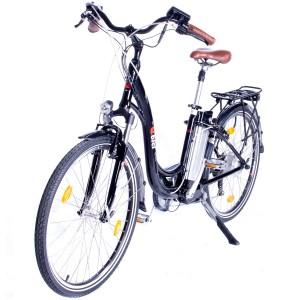 Bici eléctrica Pedelec 4000SP en perspectiva