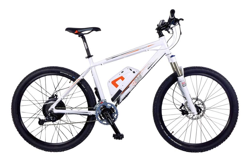 Bici eléctrica de mountain bike Ebici MTB.