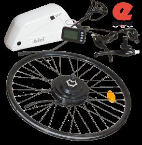 Kit de automontaje de bici eléctrica