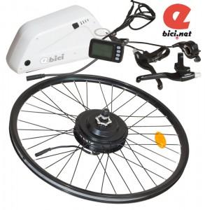 Kits de motor eléctrico para bicicletas