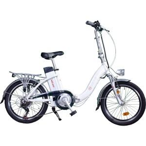 Bici eléctrica Pedalec City 1000