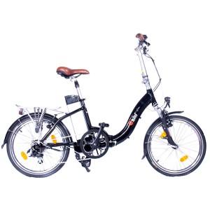 Bici eléctrica plegable Pedelec City 1000s