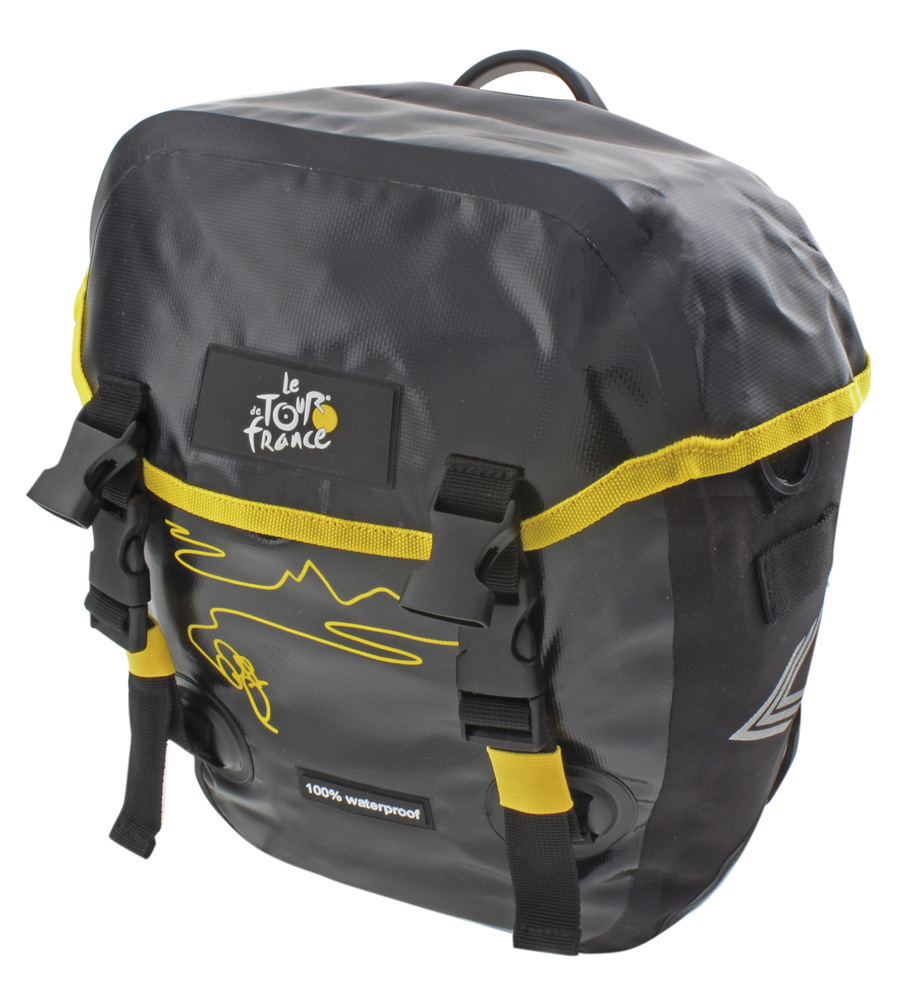 Bolsa Impermeable Calgary 2x12,5l Tour de France edition