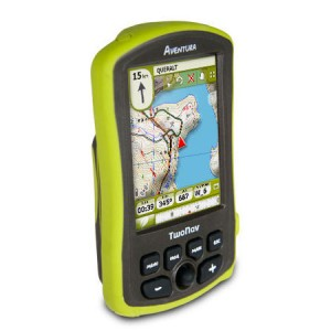 GPS Twonav Aventura V-Map Europa Occidental + España Topo Vectorial